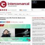 Entrevista en Televisión Intercomarcal - Jinetes en la Tormenta
